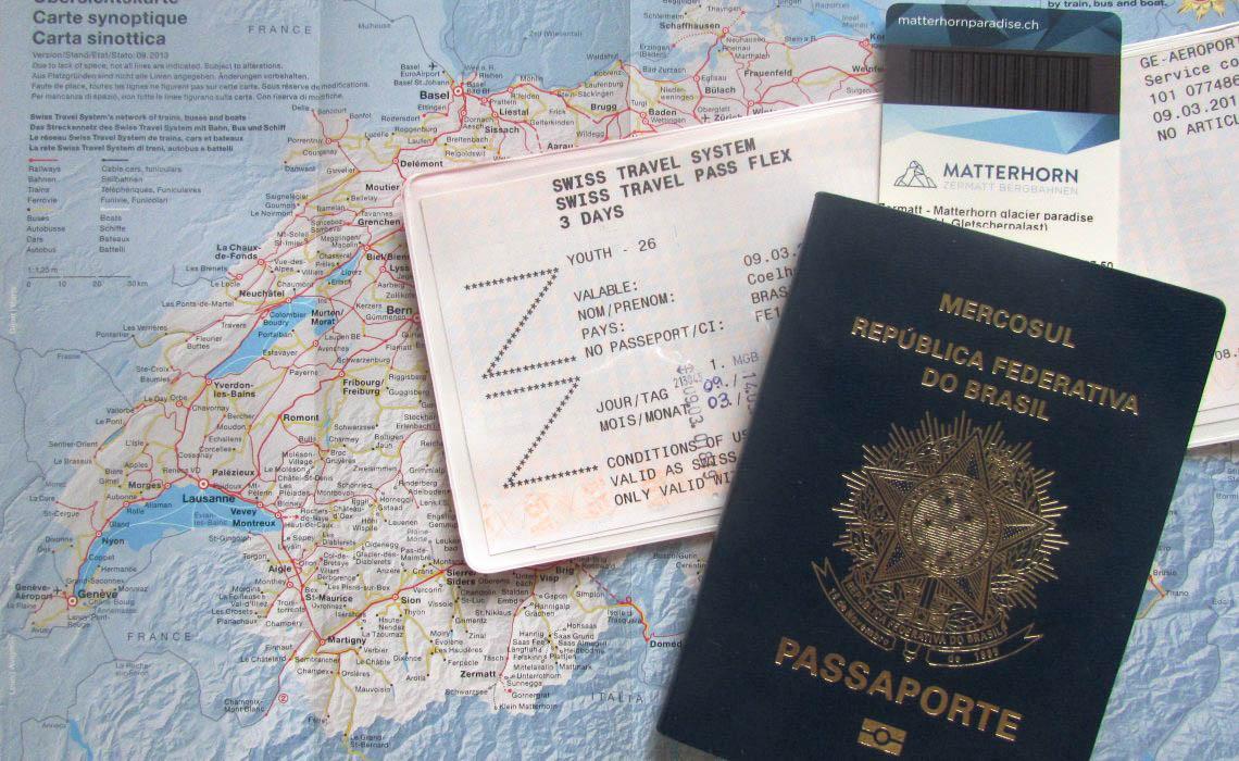 O Swiss Travel Pass vale a pena? Como funciona?