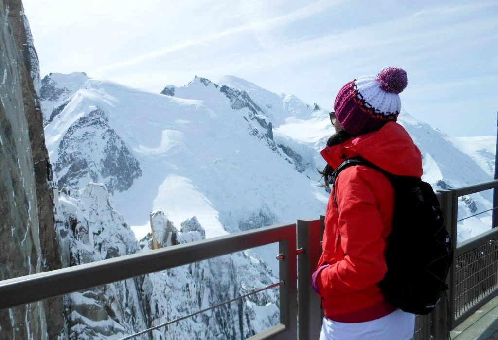 Roupas de frio e de neve