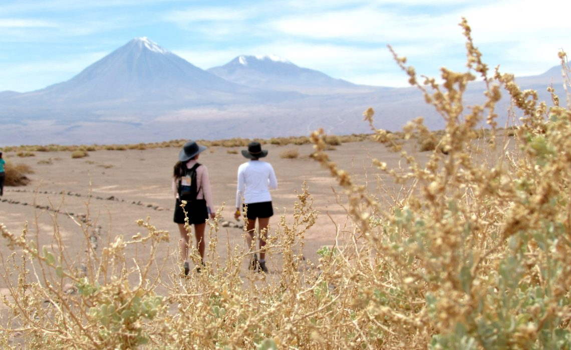 como chegar no Deserto do Atacama