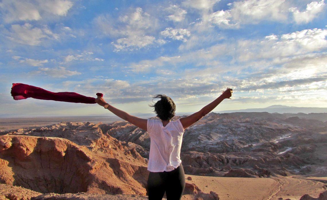 Roteiro de 6 dias no Deserto do Atacama - 1º dia  San Pedro de ... ac3f0469ae