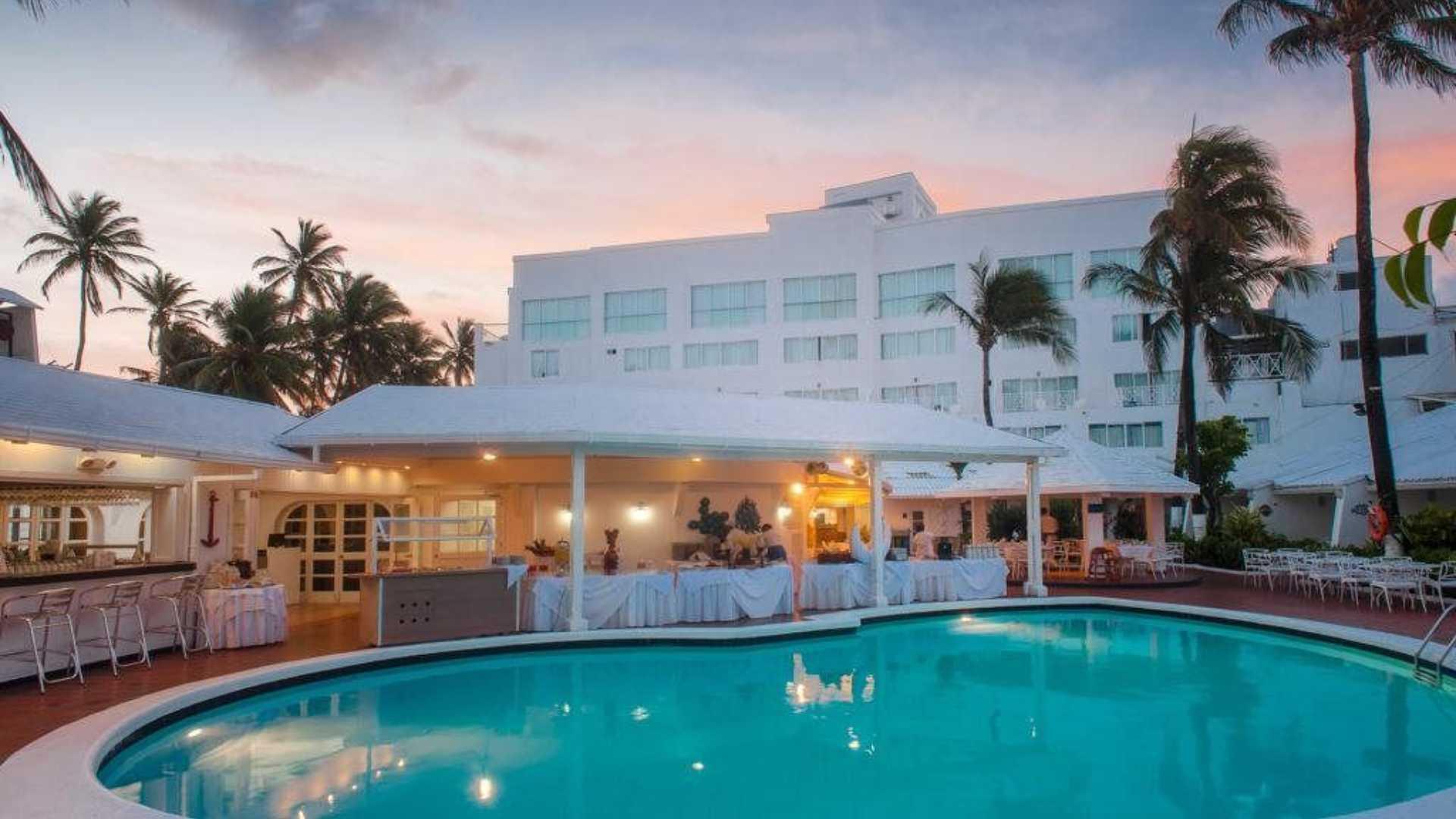 Onde ficar em san andr s melhores hot is o mundo for Hotel casa blanca san andres