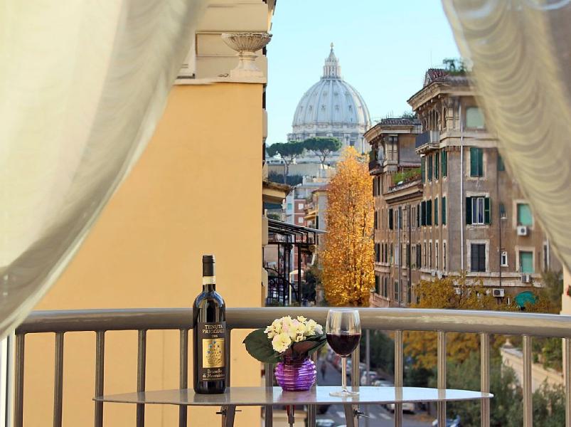 Melhores apartamentos Airbnb em Roma