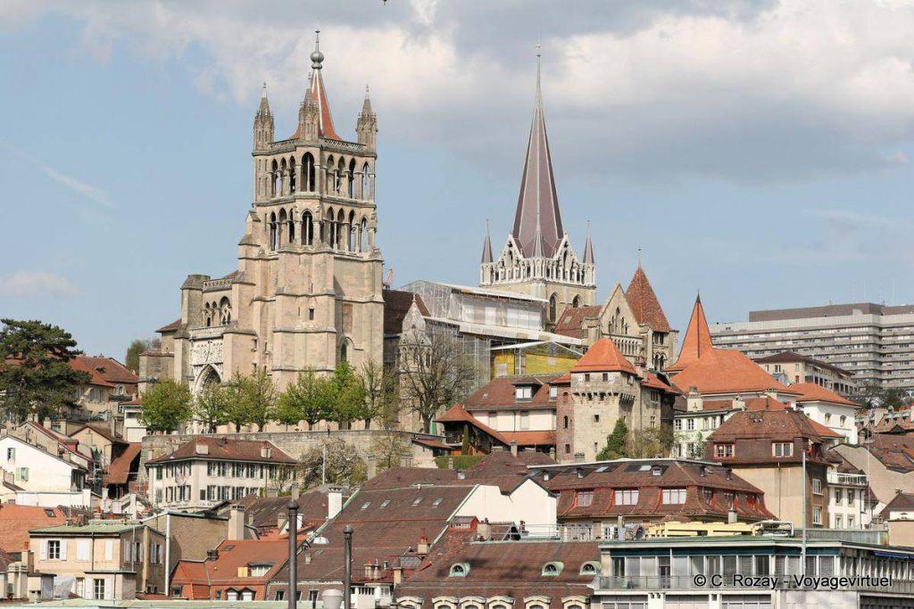 Dicas de viagem de Lausanne na Suíça
