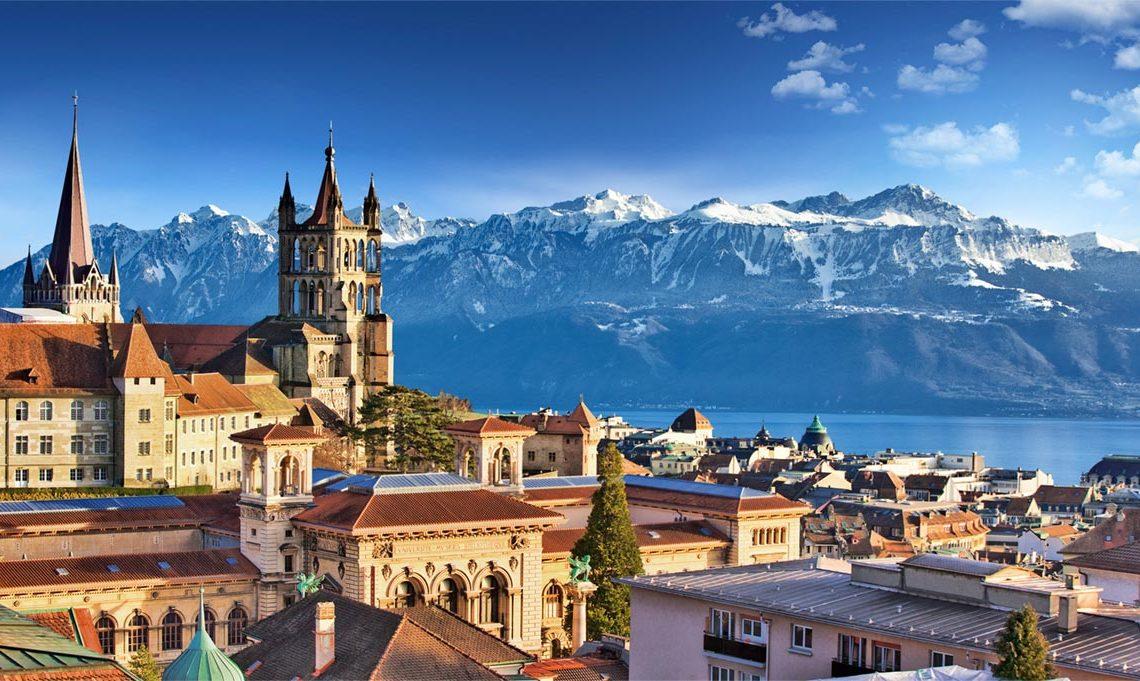 Dicas de viagem Lausanne na Suíça