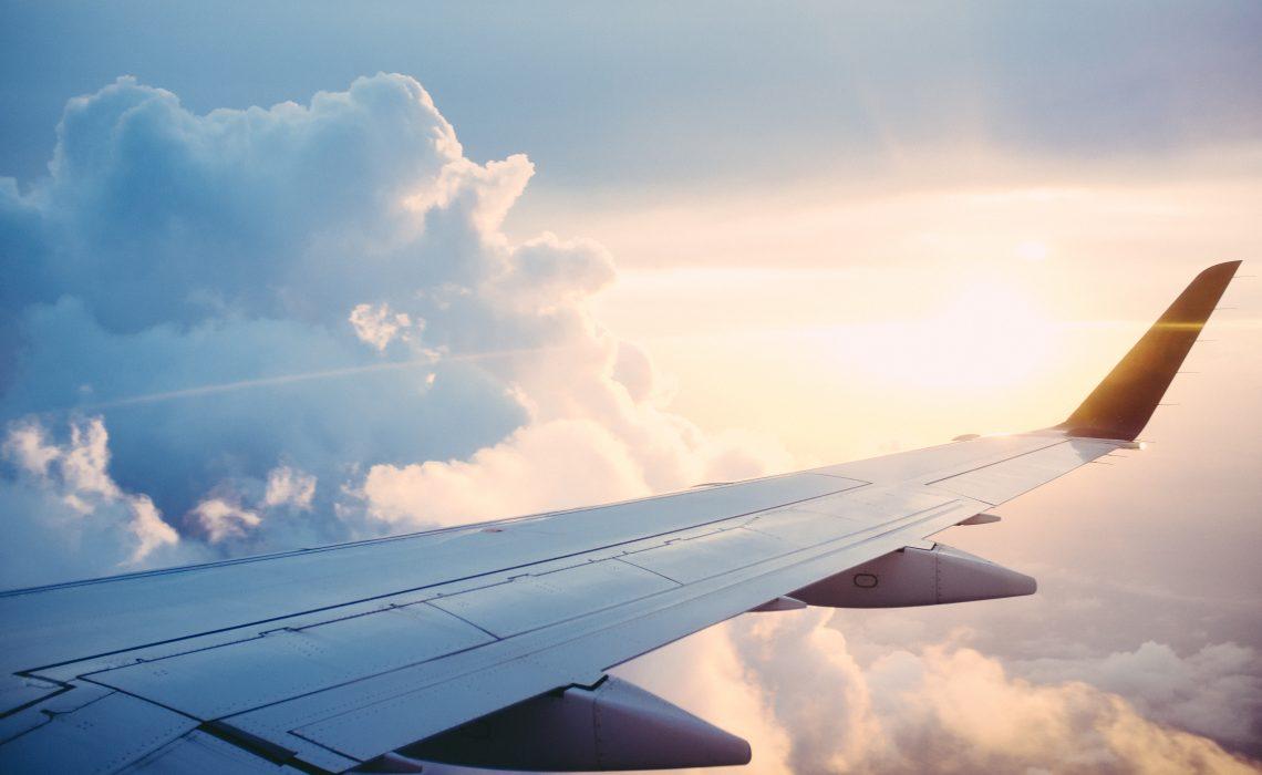 Desconto em passagem aérea