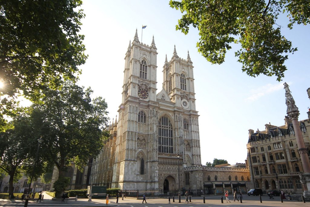 Westminster Abbey, London 2014, PICTURE SHOWS :- Westminster Abbey