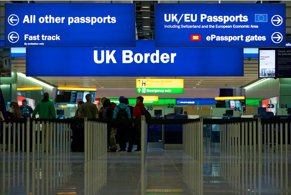 Documentos e perguntas comuns para entrar na Europa