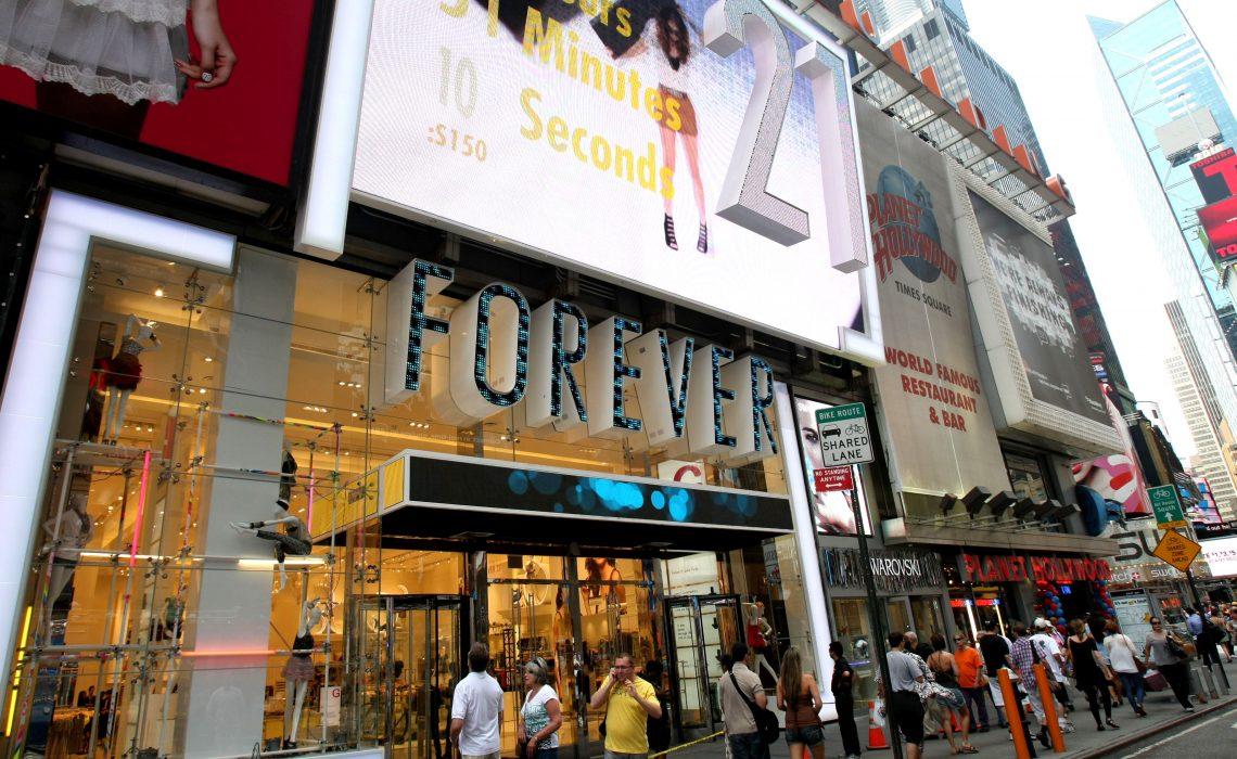 Compras em Nova York - Lojas de roupas c97d3c80918