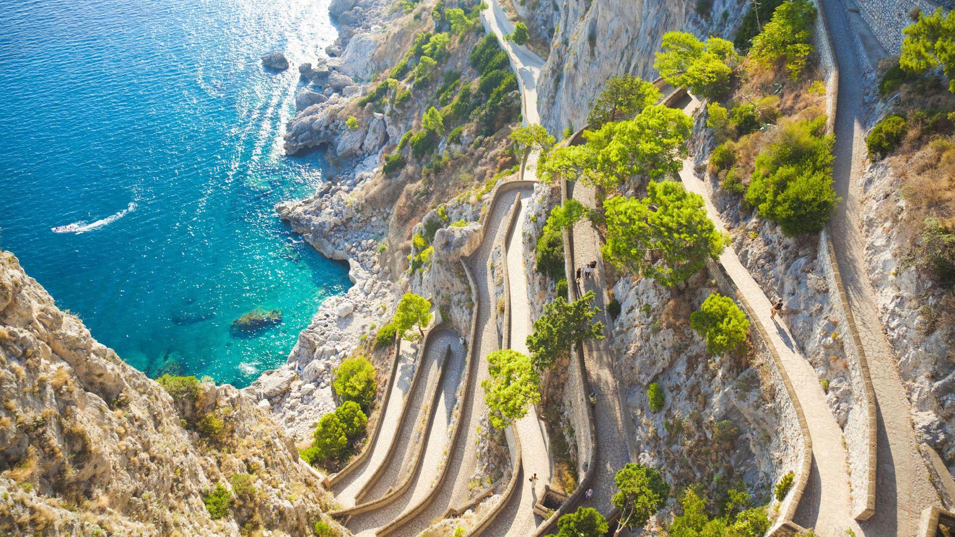 Como chegar em capri guia completo e pr tico - Office du tourisme italien en france ...