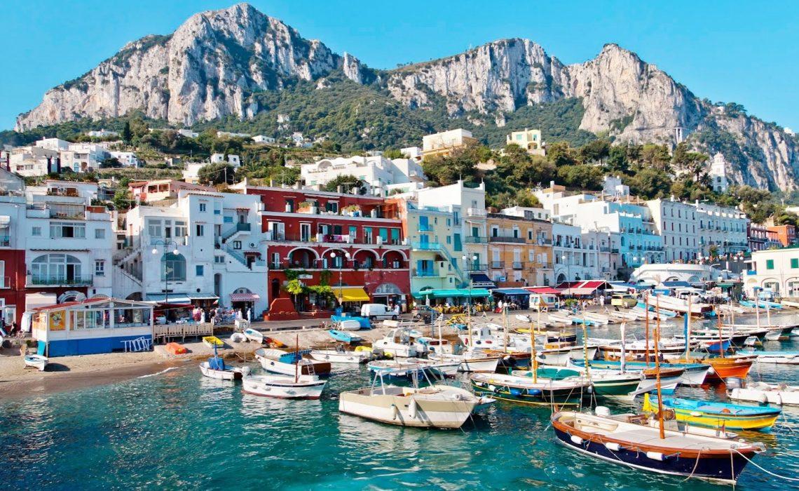 Dicas de viagem de Capri na Itália