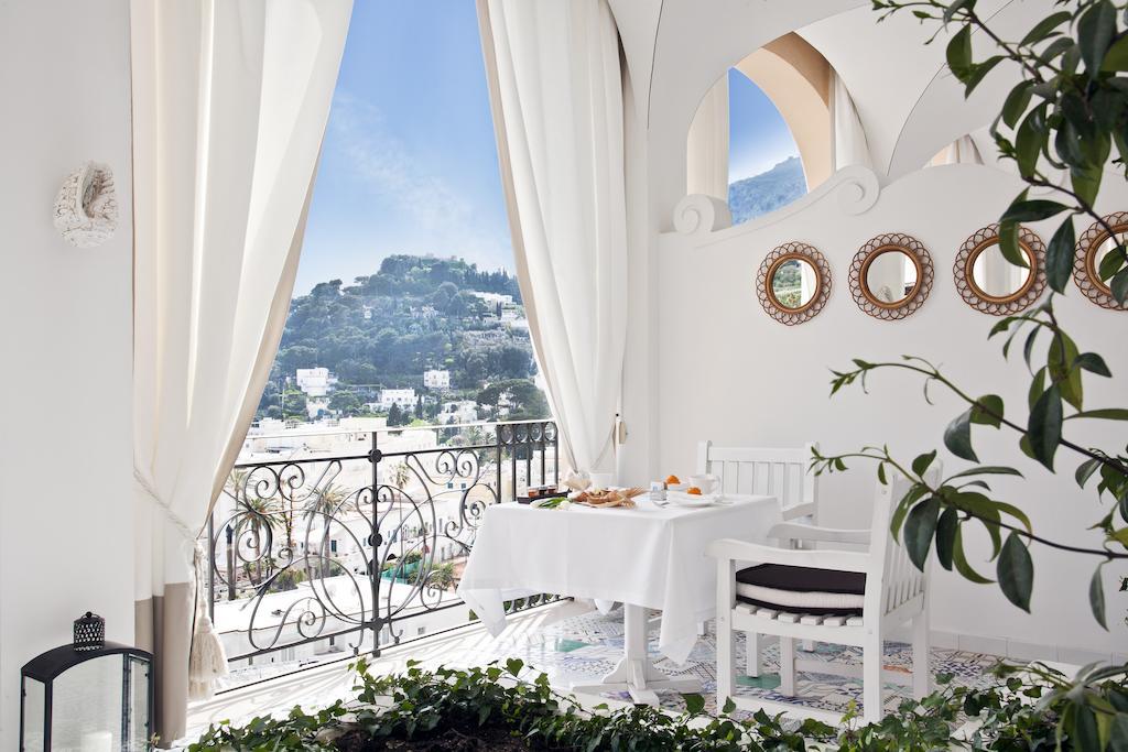 Lua de mel em Capri na Itália