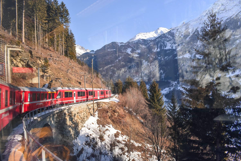 Modalidades do Swiss Travel Pass
