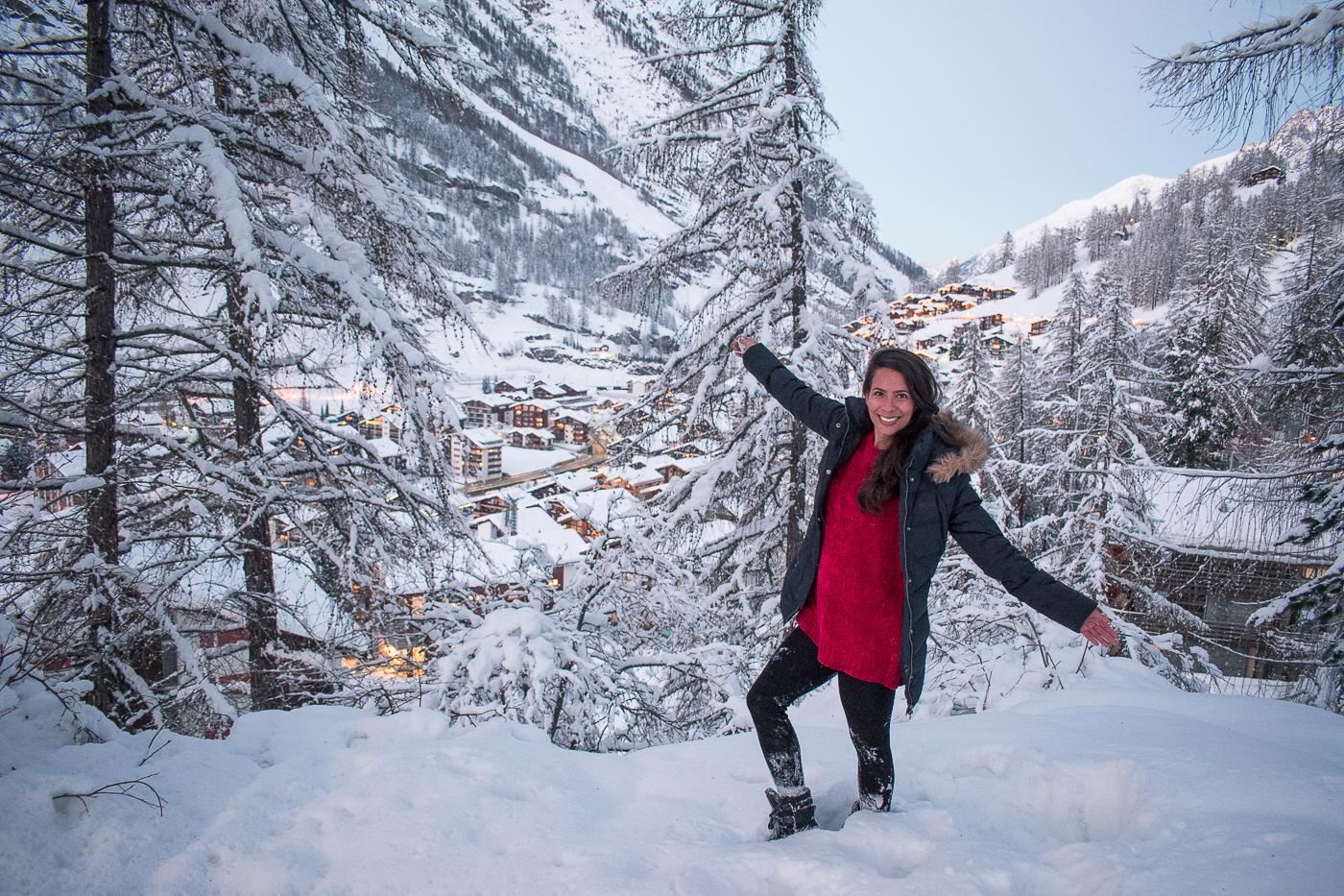 O que vestir em sua viagem de inverno - Roupas de frio e neve  e43796eb5a3