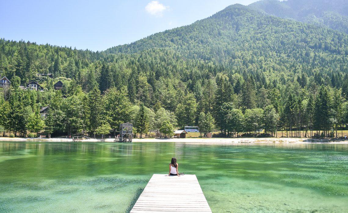 Alpes Julianos na Eslovênia - Roteiro no Vale do Soča, Lago Jasna e Vršič Pass