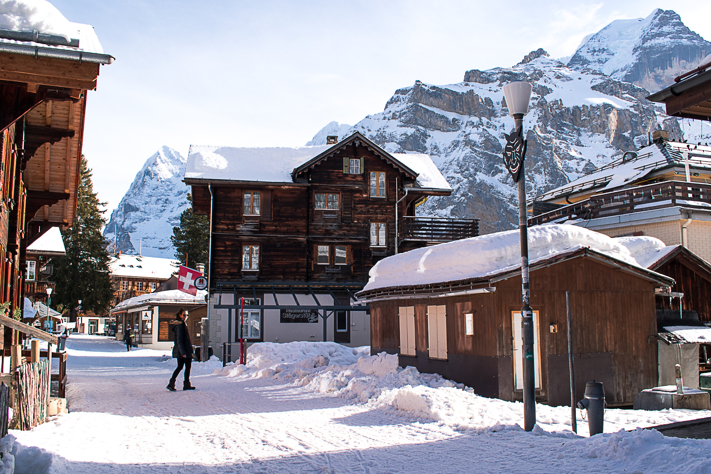 Dicas de viagem de Mürren na Suíça