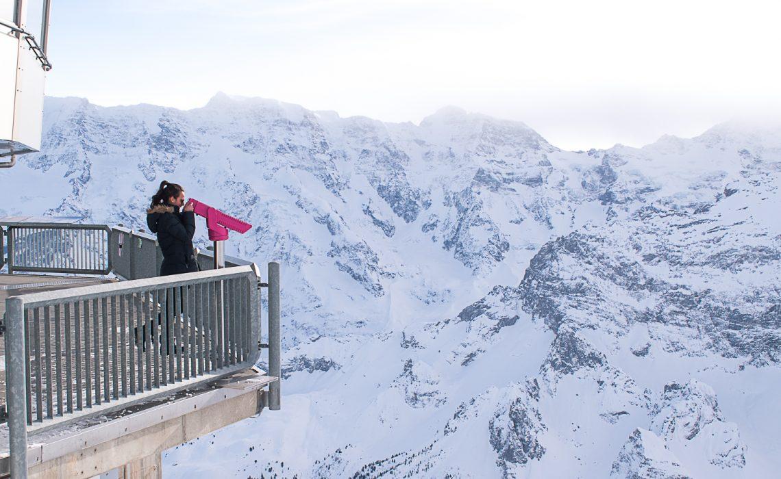 Schilthorn Piz Gloria, a montanha do 007 em Mürren2