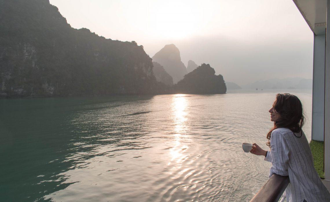 Mon Chéri Cruise em Ha Long Bay