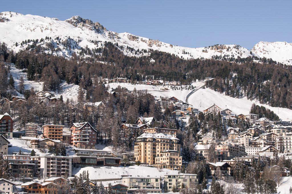 St. Moritz na Suíça - Dicas de viagem