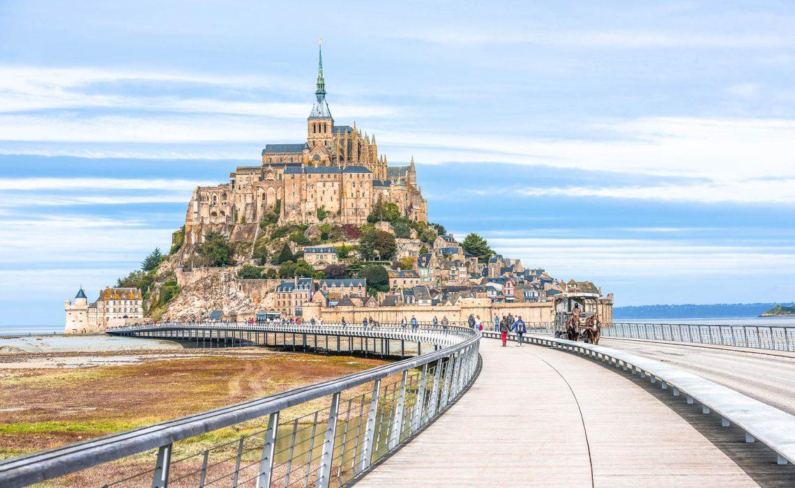 Locais maravilhosos para visitar na França
