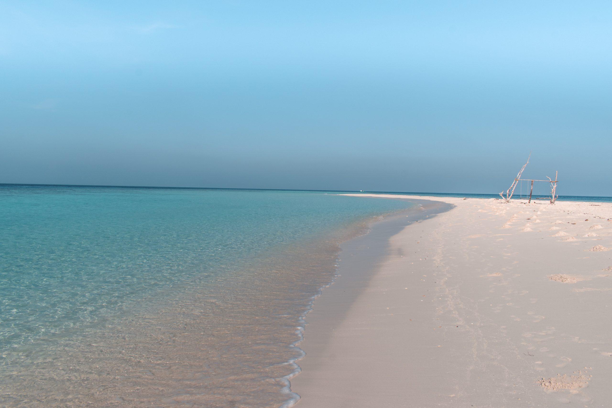 Omadhoo nas Maldivas